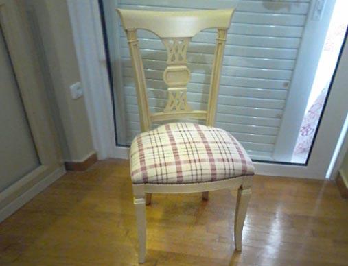 Καρέκλα πατίνα