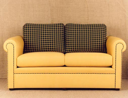 mod. Cavouraki with checkered fabric
