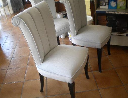 Καρέκλα Stefany Βελούδο