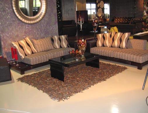 mod. Sofa Table
